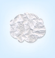 Cloud Paper vector image
