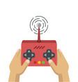 toy remote control unit vector image