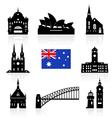 Australia Icon vector image
