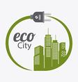 City design vector image vector image