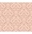 Elaborate pinkish-grey seamless pattern background vector image vector image