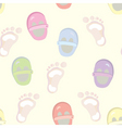 foots shoes vector image vector image