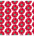Floral pattern Flowers texture vector image vector image
