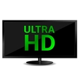 Ultra HD vector image