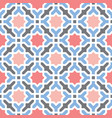 oriental arabian decorative pattern vector image