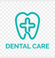 Tooth logo dentist stomatology dental icon