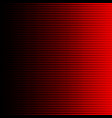 red halftone on black background vector image vector image