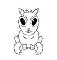 chipmunk-character vector image