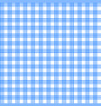 blue patterns tablecloths stylish a vector image vector image