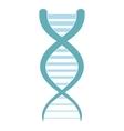 dna and molecule icon vector image