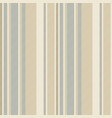 beige vintage striped plaid seamless pattern vector image vector image
