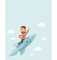 Business start up vector image
