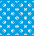 cleaning toilet pattern seamless blue vector image