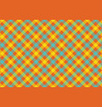color check diagonal fabric texture background vector image vector image