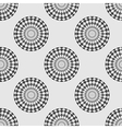 Pattern circle background vector image vector image