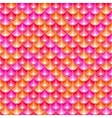 Seamless pink river fish scales texture vector image