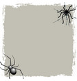 spider 01 vector image vector image