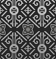 Vintage Floral Pattern vector image vector image