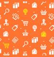 sale pattern background vector image