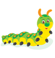 Caterpillar vector image
