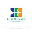 travel logo designs vector image
