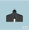 church icon church icon eps10 church icon church vector image vector image