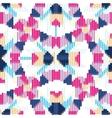 geometric ornament Halftone vector image vector image