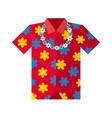 Hawaii shirt vector image