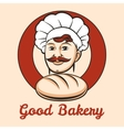 Good Bakery vector image