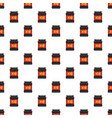 bcaa pattern seamless vector image vector image