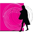 Businesswomen vector image vector image