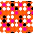 bold bright pattern vector image