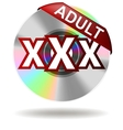 xxx vector image vector image