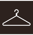 Hanger icon vector image