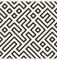 irregular maze line lattice abstract geometric vector image