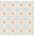 Simple Snowflake Seamless vector image