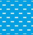 film strip pattern seamless blue vector image vector image