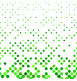 geometrical abstract dot pattern background vector image vector image