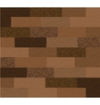 Seamless wooden texture vector image