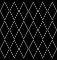 Tile black and grey pattern or website background vector image