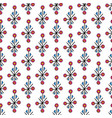 abstract simple seamless pattern design vector image