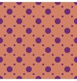 Polka dot geometric seamless pattern 2012 vector image vector image