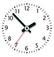 Clock vector image