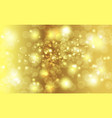 abstract bokeh background festive defocused vector image vector image