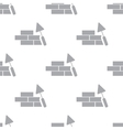 New Building seamless pattern vector image vector image