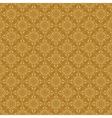 beige geometric seamless pattern vector image vector image