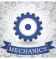 mechanics vector image vector image