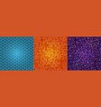 set background dark orange blue purple color vector image vector image