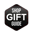 Shop Gift Guide vector image