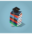 Education Degree vector image